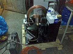 Промхолод, Bitzer, Copeland, Frascold, Bristol, Промхолод под ключ, камеры под ключ 6-12 м³